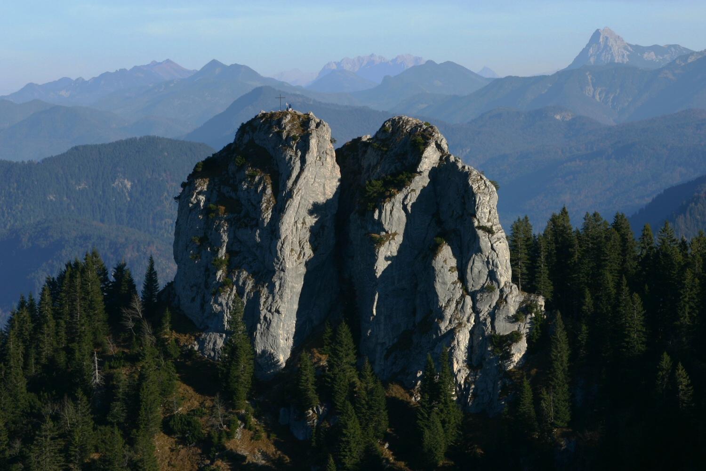 Klettersteig Am Ettaler Mandl : Ettaler manndl münchner hausberge