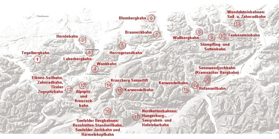 westliche karwendelspitze bergbahn